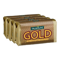Palmolive Bar Soaps Gold 90g x4's