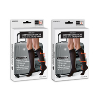 MC Compression Socks Black