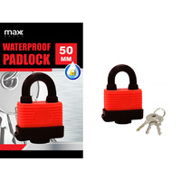 Waterproof Padlock 50mm