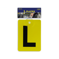 MC L plates w/suction  2's