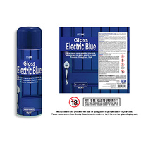 MC All Surface Spray Paint  Blue 100ml  #741