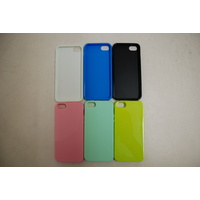 iPhone 5 Case TPU Solid Colour