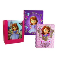 Disney  1 Subject Note Book Sofia  100pg in PDQ
