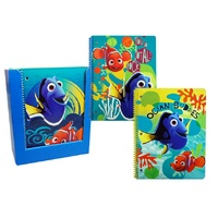 Dreamworks 1 Subject Note Book Finding Dory  100pg in PDQ