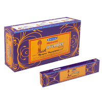 Satya Natural Lavender Incense 15gms
