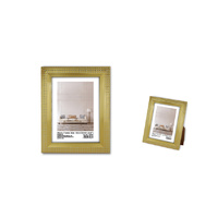 "Max Brand Photo Frame  10x15cm (4x6"") Gold (moulding 2.7x1.0)"