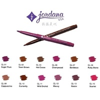 Jordana QL Quickliner Lips RAISIN