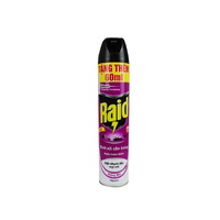 RAID Multi Insect Killer Spray Odourless 600ml