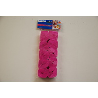 Party Streamer Light Pink 10pk