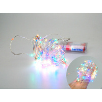 LED Xmas Light 80Lx8m String Lights Multi Color  I01