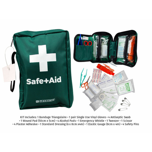 Maxcare Mini First Aid Kit 28PC