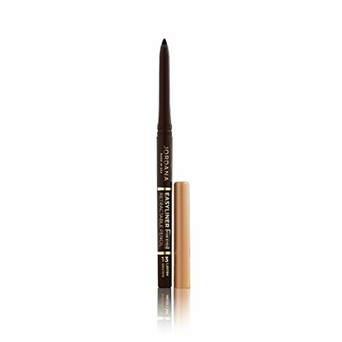 Jordana EE Retractable Eye Line LAVISH BROWN