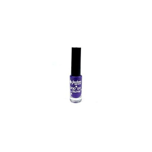 Jordana PA Pop Art Nail Polish PURPLE IMPRESSION